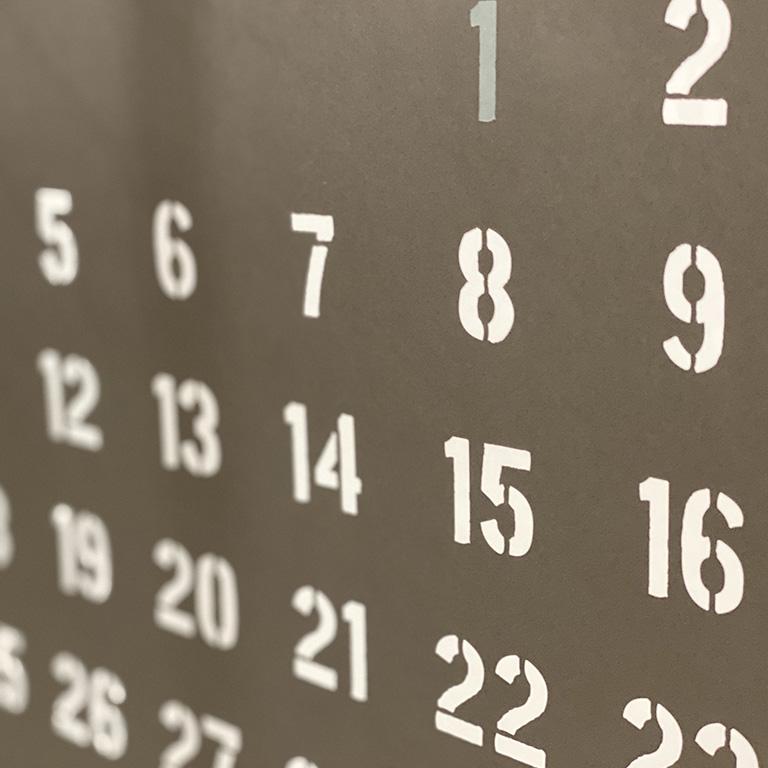 平均の休日日数